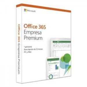 Office 365 busines premium empresas suscripcion - microsoft (soft)