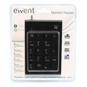 Teclado numerico pc portatil ewent usb - ewent