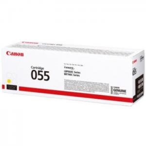 Toner canon 055 amarillo 3013c002 - canon