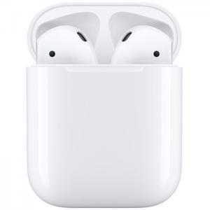 Auriculares apple airpods 2ª generacion+ estuche - apple