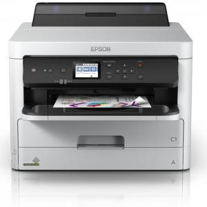 Impresora epson inyeccion color wf-c5290dw workforce - epson
