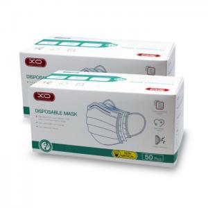 Mascarilla higienica caja 100 unidades triple -