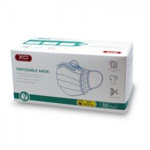 Mascarilla higienica caja 50 unidades triple -