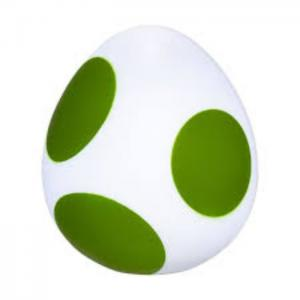 Lampara paladone super mario huevo yoshi - paladone