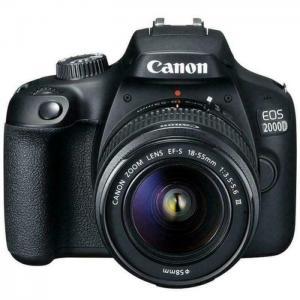 Camara digital reflex canon eos 2000d - canon