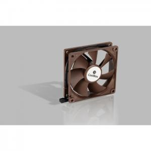 Ventilador auxiliar coolbox 9cm 1600rpm color - coolbox