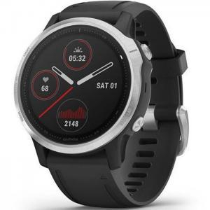 Reloj smartwatch garmin fenix 6s plata - garmin