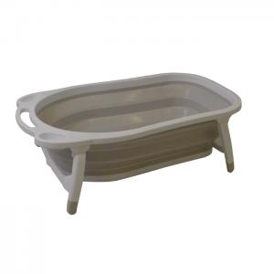 Grey folding bath- asalvo
