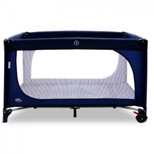Essential Blue Travel Cradle - Asalvo