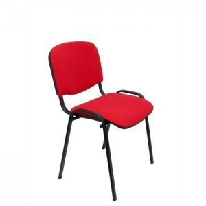 Pack 4 sillas alcaraz arán rojo - piqueras y crespo