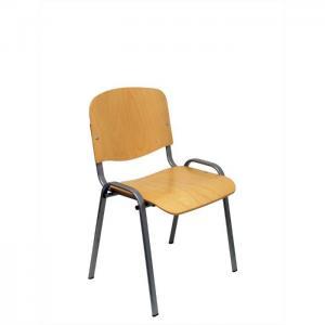 Pack 4 sillas golosalvo madera haya - piqueras y crespo