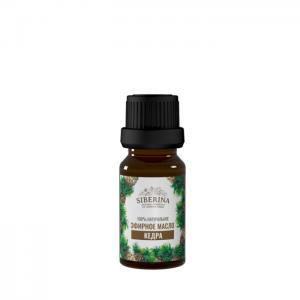 Cedar essential oil - siberina