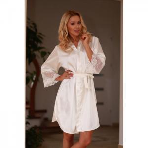 Marbella dressing-gown ecru - kalimo