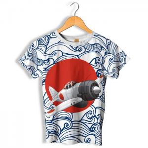 T-shirt - fishikii