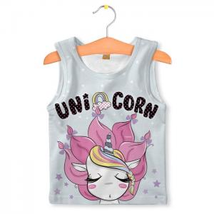 Child unisex tank top - fishikii