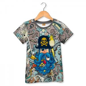 Child unisex short sleeve - fishikii