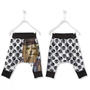 Child unisex baggy pants - fishikii