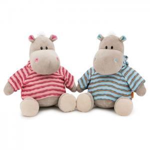 Po the Hippo: Stripes Hoody - Orange Toys