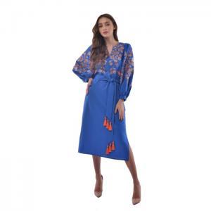 Znahidka blue dress - 2kolyory