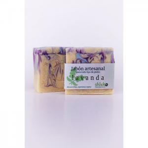 Lavender handmade soap - Shieko Cosmética Natural