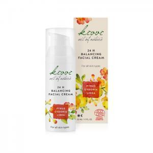 Pyrus Cydonia 24 h balancing facial cream - Kiwi Cosmetics