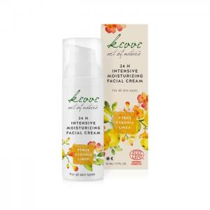 Pyrus Cydonia 24 h intensive moisturizing cream - Kiwi Cosmetics