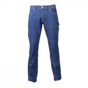 Men's jeans basic pants - new wood