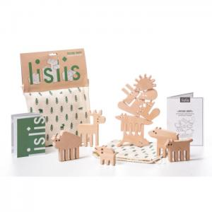 Forest animals balance toy - lislis