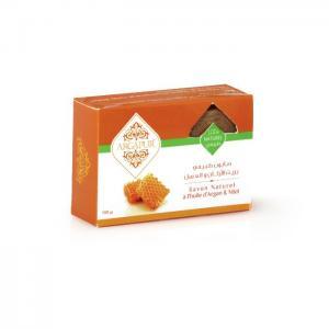 Bar soap with honey 100 gr - Argapur