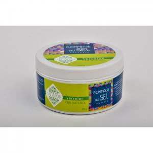 Sea Salt Scrub - verbena 200 gr - Argapur