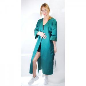 Kimono Trench-LC-2038 - Logic Clothes