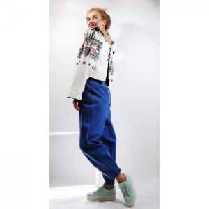 Denim Trousers-LC-2023 - Logic Clothes