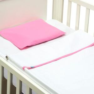Easy Baby Bed - Smooth Rose - 60x120 cm  - B-MUM