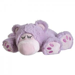Thermo teddy: frid purpura (filling natural microwave and fridge) - juguetes y peluches neo