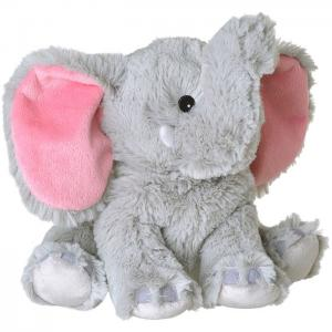 Thermo teddy: elephant (filling natural microwave and fridge) - juguetes y peluches neo
