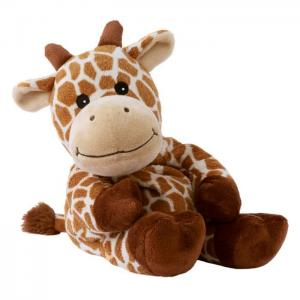Thermo teddy: giraffe (filling natural microwave and fridge) - juguetes y peluches neo