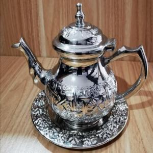 Moroccan teapot - coin home