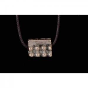 Hanging cord to pass metal pewter fnvg-024156 - navigum