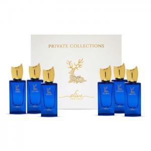 Olive Perfumes Private Collections Set Eau De Parfum For Unisex 6*50ML - Olive Perfumes