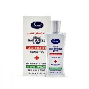 Smart instant hand sanitizer spray 100ml - smart