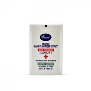 Smart instant hand sanitizer spray germ  protection 20ml - smart