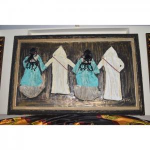 Berber folklore - creativites feminines