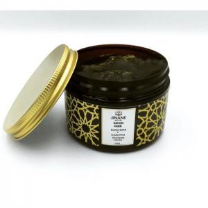 Black soap 150 g - Jinane Nature