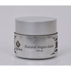 Natural argan mask 100 g. - arganino