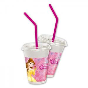 12 milkshake cups - princess dreaming - we fiesta