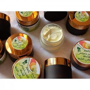 Lightening mask with fruit acids - la rose