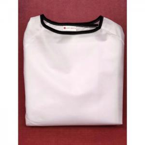 COVID-19 robe large WHITE - Jose Saenz
