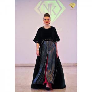 Outfit 3 piece cape half - njk luxet passion