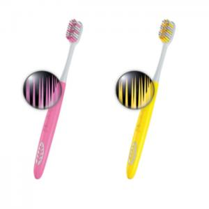Complete Care Toothsbrushes In Yellow & Pink - Biomed