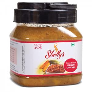 Shellys sweet mango chutney - shelly's